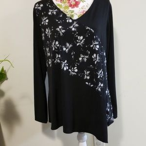 Beautiful Lane Bryant blouse! Size 14/16